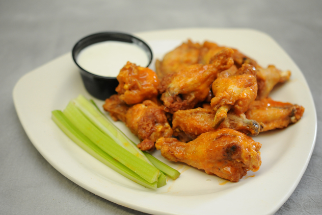 Chicken Wings (traditional or boneless)