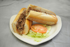 Sirloin Cheese Steak