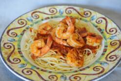 Shrimp Fra Diablo